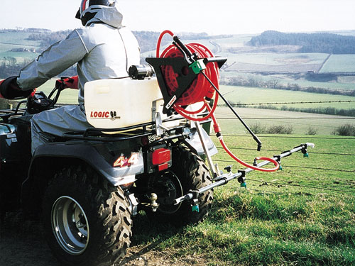 Weed Spraying and Weed Control Services