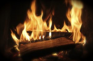 firewood, fireplace